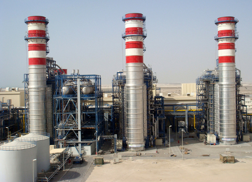 Siemens Energy hat das Gas- und Dampfturbinen(GuD)-Kraftwerk mit angeschlossener Meerwasserentsalzung, Taweelah New B Extension, an den Kunden Taweelah Asia Power Company (TAPCO) mit Sitz in Abu Dhabi ubergeben.    Siemens Energy has handed over the Taweelah New B Extension combined cycle power station with seawater desalination facility to the customer Taweelah Asia Power Company (TAPCO) headquartered in Abu Dhabi.